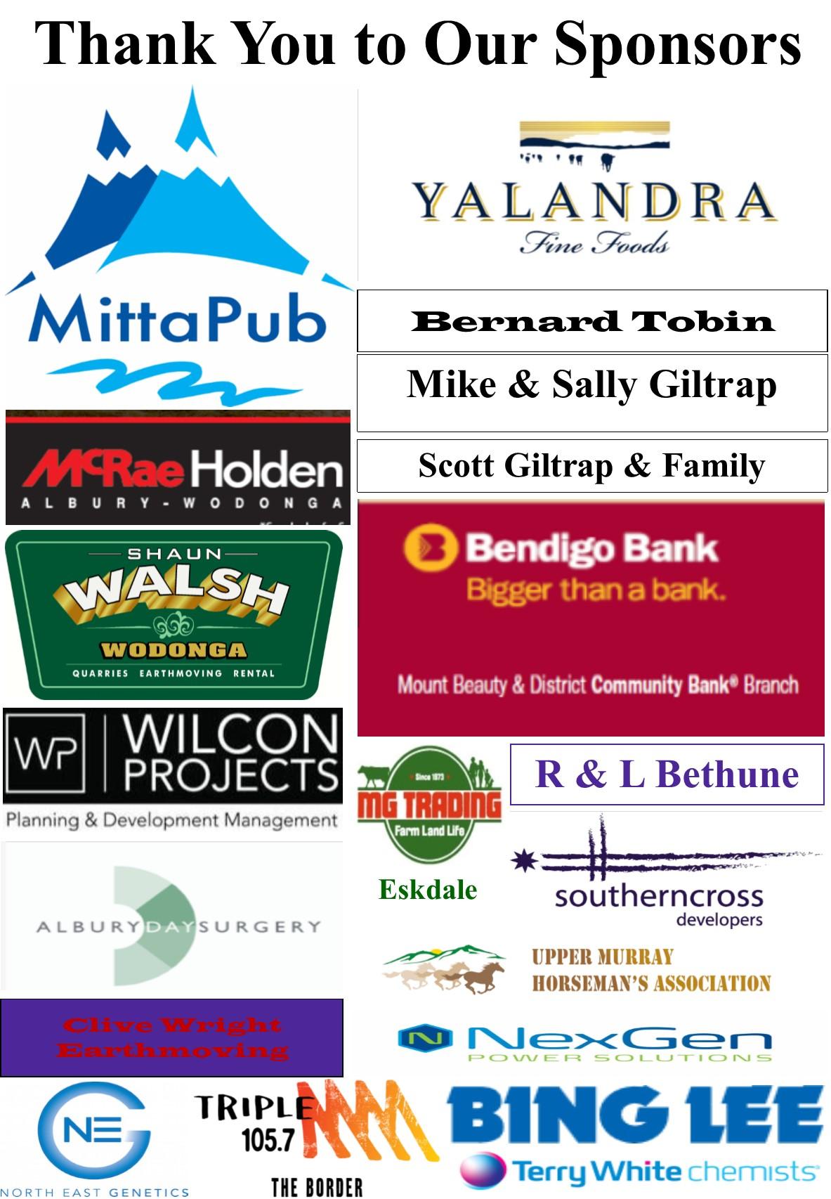 2017 Muster Sponsors 1